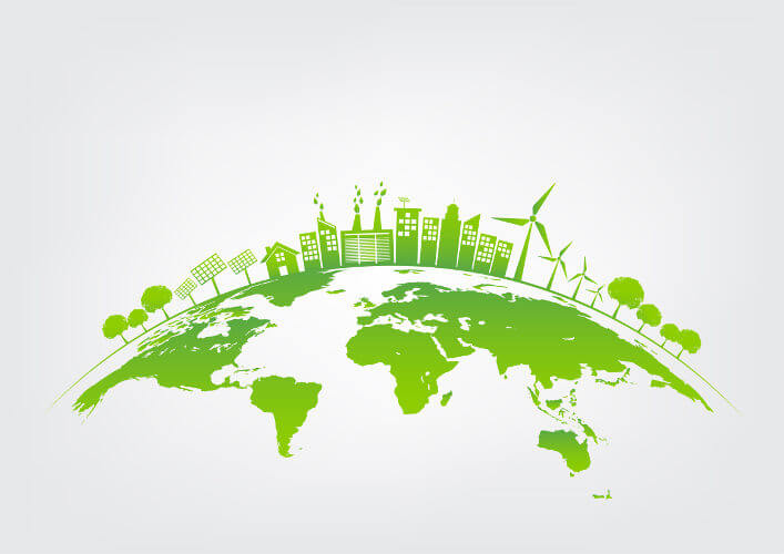 Devemos adotar um desenvolvimento sustentável para garantir que as futuras gerações tenham suas necessidades supridas.