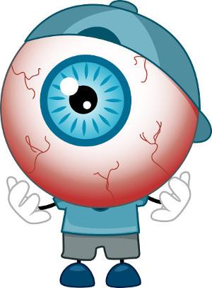 Olhos vermelhos é um sinal de alerta para cuidar da visão