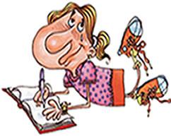 A leitura e a escrita nos auxiliam no aprendizado