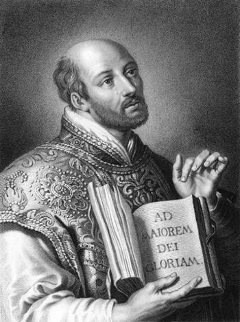 Santo Inácio de Loyola foi de importância crucial para a Contrarreforma Católica