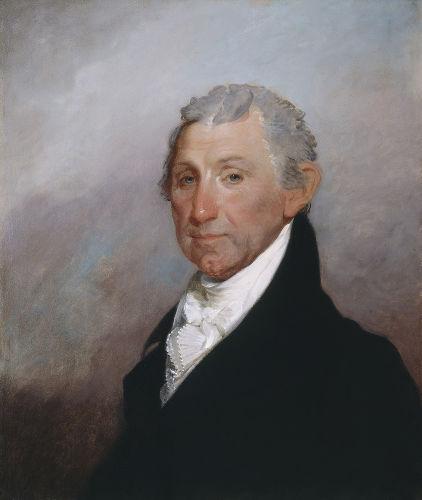 O presidente norte-americano James Monroe foi o responsável por anunciar a doutrina contrária às tentativas de recolonização do continente americano.
