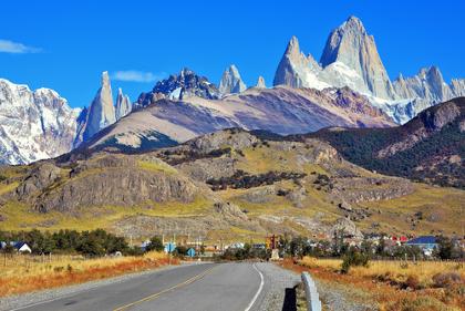 Cordilheira dos Andes, um ambiente com belíssimas montanhas