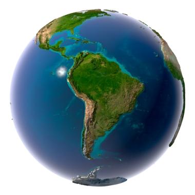 Entender a localização do Brasil é muito importante para conhecer melhor o país onde vivemos