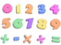 Números e operações numéricas.