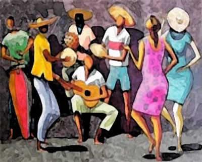 As mudanças da República Velha movimentou a cultura popular urbana daquele tempo.