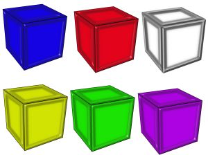 cubos são poliedros