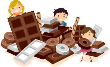 O chocolate, se ingerido com moderação, gera benefícios ao organismo