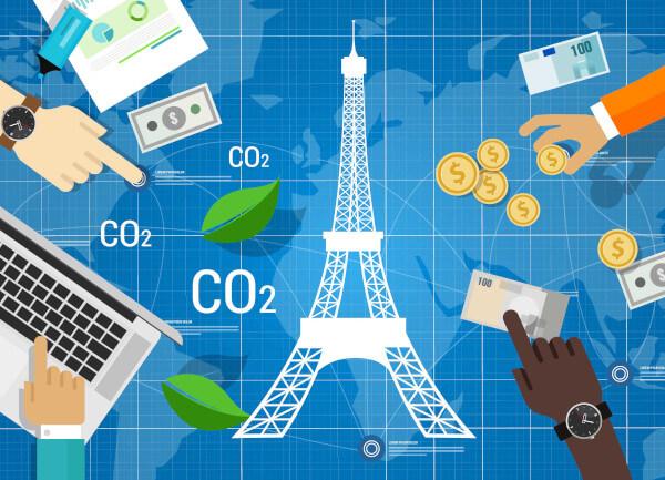 O Acordo de Paris é um compromisso mundial que propõe metas para a redução da emissão de gases de efeito estufa.