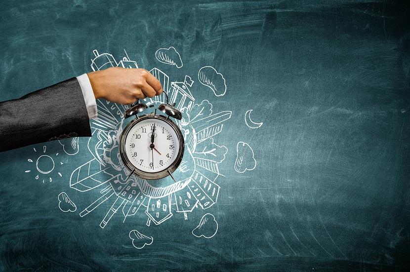O tempo é uma grandeza inversamente proporcional à velocidade e diretamente proporcional à distância percorrida