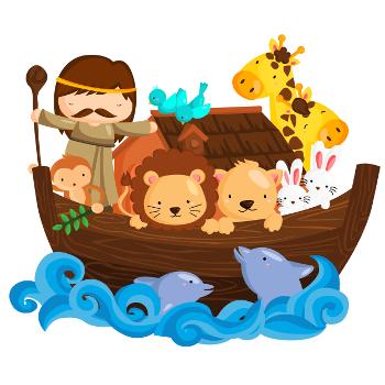 As canções do disco A Arca de Noé são cantadas por vários artistas, entre eles Chico Buarque, Milton Nascimento, Elis Regina, MPB-4 e Alceu Valença