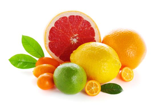 Muitos alimentos apresentam ácido em sua composição