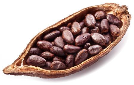 Quantidade de amêndoas (sementes) presentes no cacau