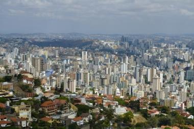 Belo Horizonte (MG), uma das metrópoles nacionais brasileiras
