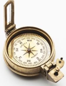 A bússola, um dos mais importantes instrumentos da história da humanidade