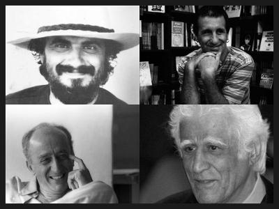 Henfil, Laerte Coutinho, Millôr Fernandes e Ziraldo estão entre os principais chargistas brasileiros