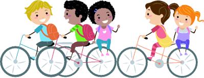 Os pneus das bicicletas são exemplos de circunferências
