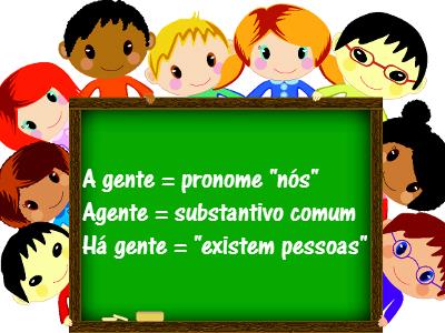Não vale errar: as três expressões, apesar de foneticamente idênticas, têm usos bem diferentes na língua portuguesa!