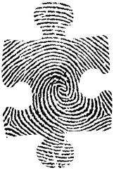 As impressões digitais podem ser a peça que faltava para identificar um criminoso