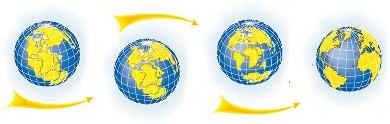 A fragmentação dos continentes da Terra