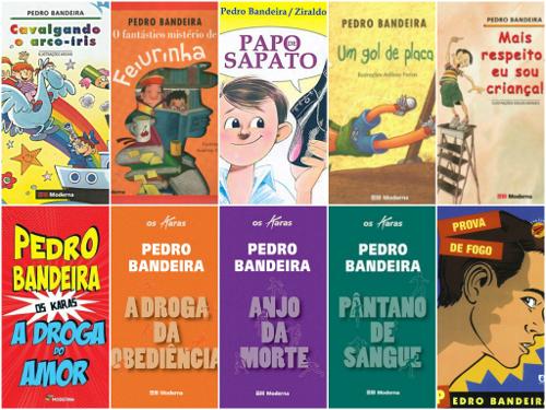 Até 2012, os livros de Pedro Bandeira já alcançavam a marca de vinte e três milhões de exemplares vendidos