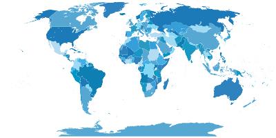 O mundo inteiro pode ser representado em apenas uma imagem!