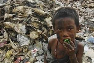 Evitar o desperdício é uma forma de cuidar do meio ambiente.