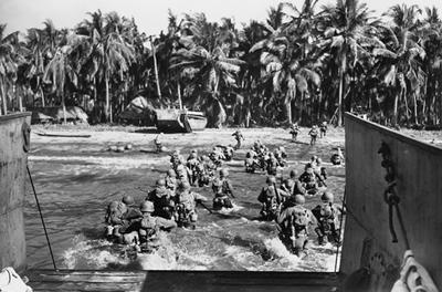 Desembarque de tropas dos EUA