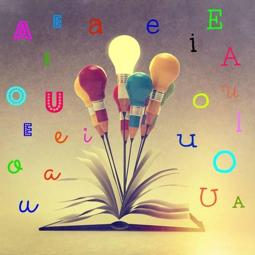 As 5 vogais são classificadas por sua articulação, seu timbre e sua intensidade